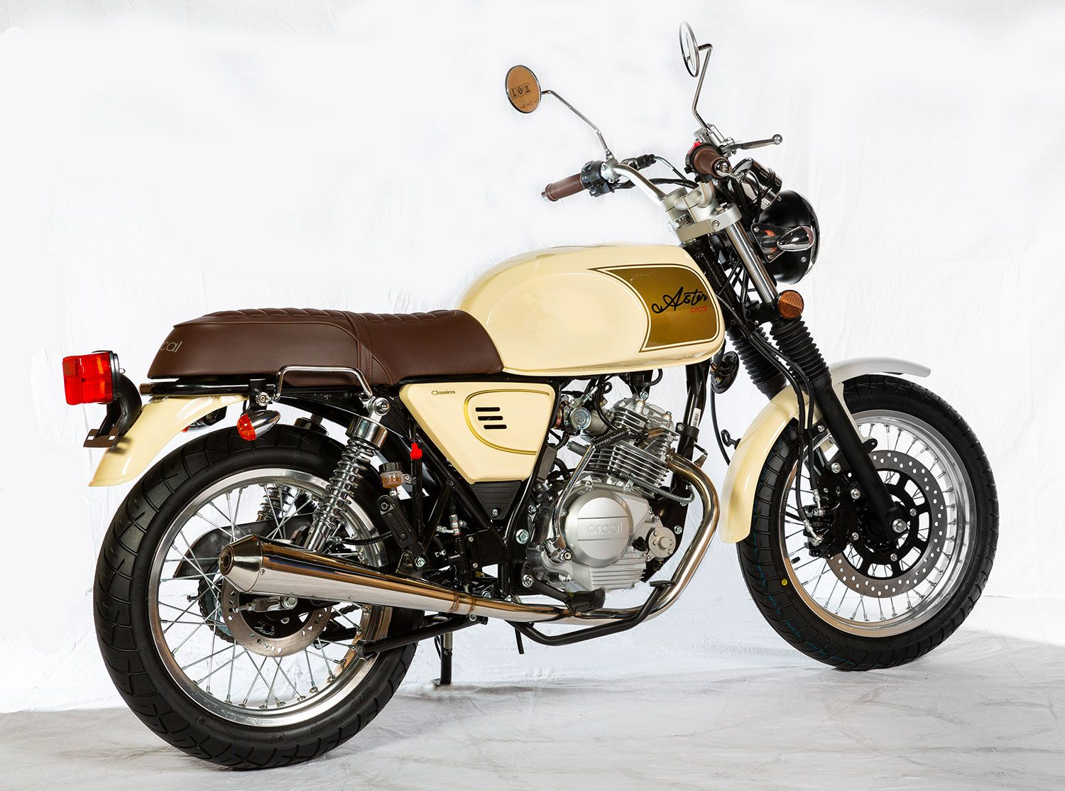 ORCAL ASTOR 125